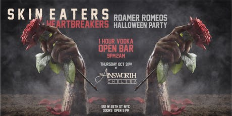 Ainsworth Chelsea Halloween Party 10/31 tickets