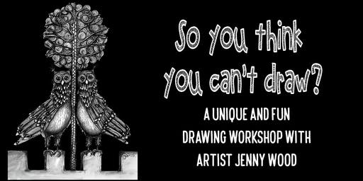 Drawing workshops Dromana