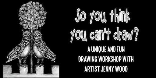 Drawing workshops Dromana
