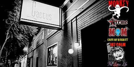 CACTUS CLUB REUNION tickets