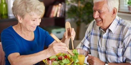 Mediterranean Diet tickets