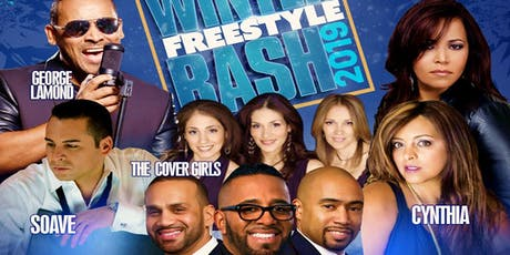 Freestyle Winter Bash 2019 tickets