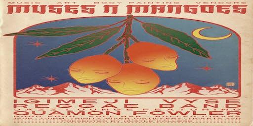 MUSES N MANGOES  THE ARTSHOW