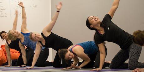 Namas Yoga Class, Solihull tickets