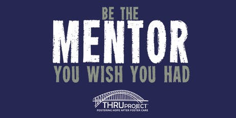 Mentor a Former Foster Youth | October Trainings tickets