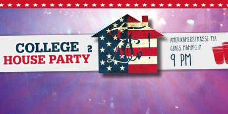 College House Party² Tickets