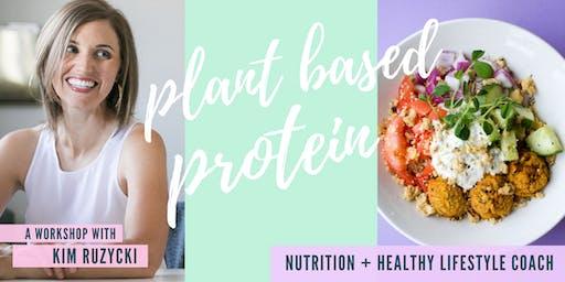 Plant Based Protein Workshop