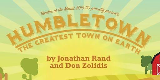 Humbletown - Friday, October 18