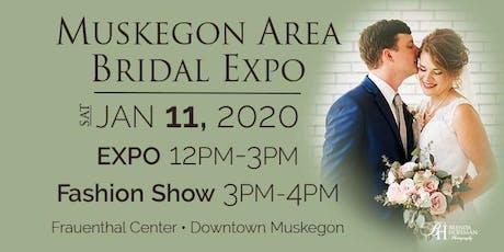 Muskegon Area Bridal Expo - January 11, 2020 tickets