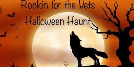 Rockin' for the Vets Halloween Haunt at the Mansion tickets