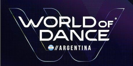 World of Dance Argentina entradas