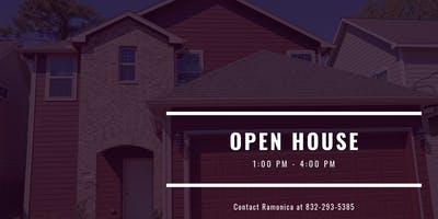 Open House - 7024 W. 43rd, Houston, TX 77092