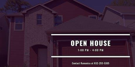 Open House - 7024 W. 43rd, Houston, TX 77092 tickets