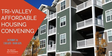 Affordable housing convening tickets