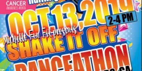 3rd Annual Shake It Off Danceathon (Breast Cancer Awareness Event - Proceeds to Susan G Komen - Atlanta)  tickets