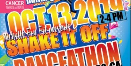 3rd Annual Shake It Off Danceathon (Breast Cancer Awareness Event - Proceeds to Susan G Komen - Atlanta)