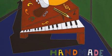 """Concierto """"Handmade"""" entradas"""