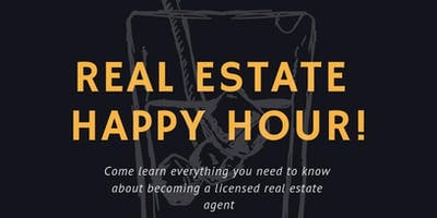 Real Estate Career Happy Hour