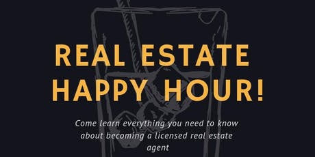 Real Estate Career Happy Hour tickets