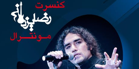REZA YAZDANI LIVE IN MONTREAL tickets