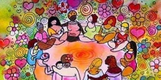 Círculo de Mulheres -  Espaço Bellystima
