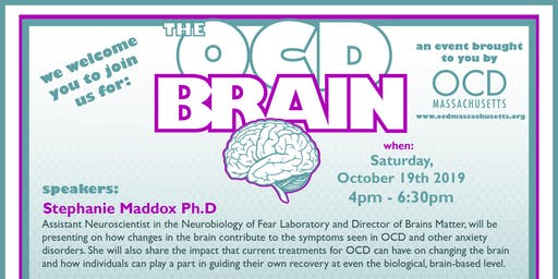 The OCD Brain - An Interactive Event