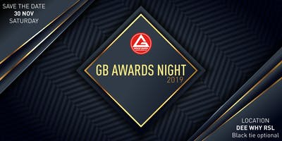 GB Oceania Awards Night 2019