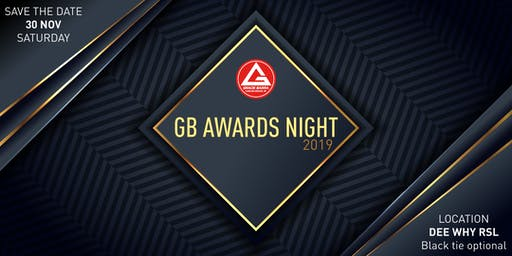 GB Oceania Awards Night 2019