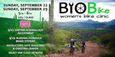 BYOBike Women's Bike Maintenance Class