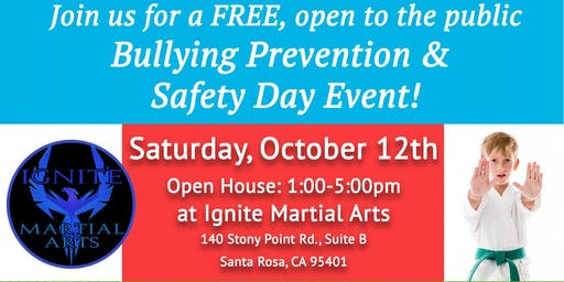 Bully Prevention & Safety Day Event