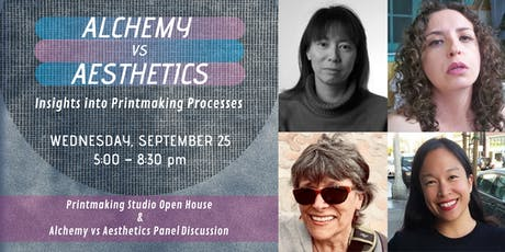 Alchemy vs Aesthetics: Insights into Printmaking Processes tickets