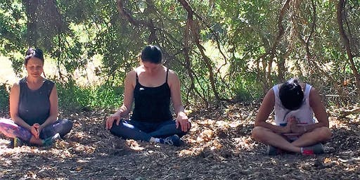 Yoga Hike - Canyon View Staging Area