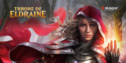 Throne of Eldraine Pre-Release Extravaganza