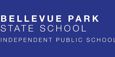 Yoga at Bellevue Park State School