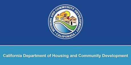 No Place Like Home Program (NPLH) Workshop Round 2 tickets
