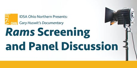 """""""Rams"""" Film Screening and Panel Discussion tickets"""