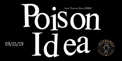 Poison Idea with The Accused AD, Acid Teeth, and Victim's Panel