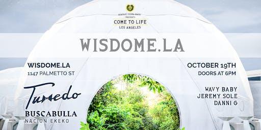 Come To Life: Wisdome.LA