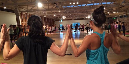 Winter Solstice Yoga Celebration with YogaWorks