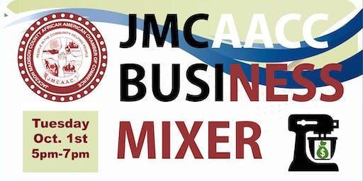 JMCAACC Business Mixer, October 1, 5pm