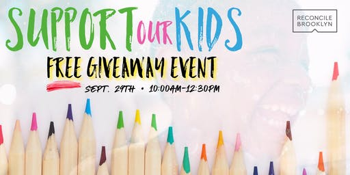 Support Our Kids Giveaway Event