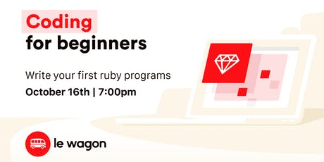 Coding for Beginners tickets
