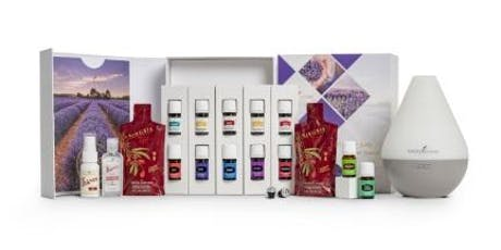 Young Living Essential Oils Social and Workshop tickets