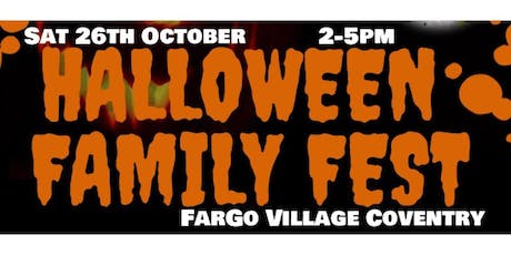 HALLOWEEN FAMILY FEST tickets