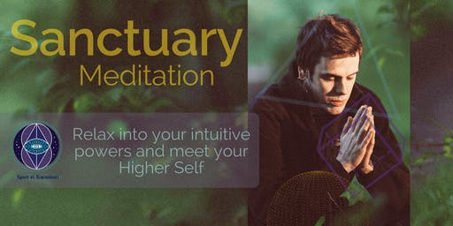Sanctuary Meditation Evening: Meet Your Higher Self