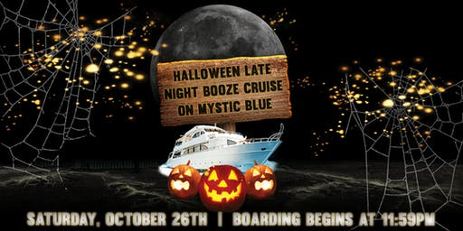 Yacht Party Chicago's Halloween Late Night Booze Cruise on October 26th