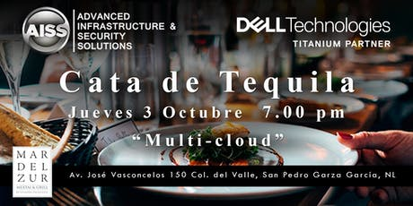 Cata de Tequila AISS-DELL TECHNOLOGIES entradas