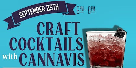 Craft Cocktails with Cannavis at Modern Buds tickets