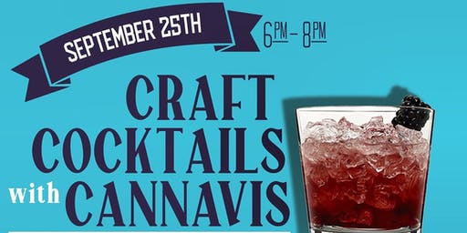 Craft Cocktails with Cannavis at Modern Buds