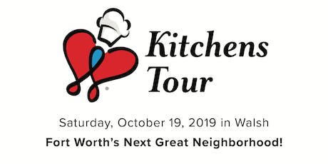 Kitchens Tour & Fall Market Benefiting a Wish with Wings - Walsh Guests  tickets